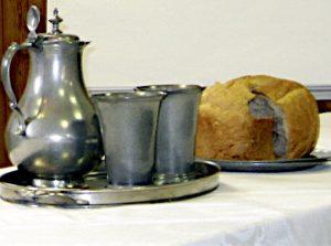 Brood en beker